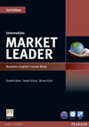 Business English textbook Market Leader