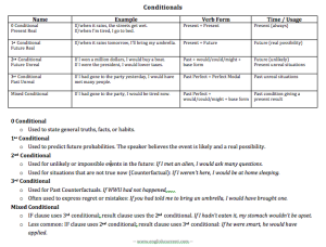 conditionals-review-table