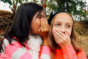 Chinese whispers game for pronunciation