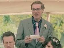 Improve your listening with this funny wedding speech