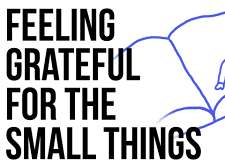 Listen to a video about gratitude
