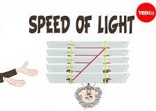 Listen to Part 2 about the speed of light